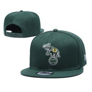 Oakland Athletics Snapback Hat Baseball Cap